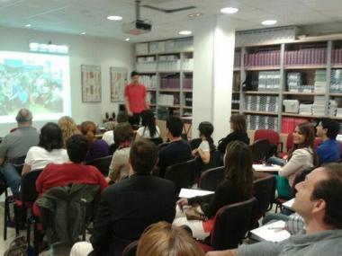 Curso Redes Sociales Colegio de Podólogos